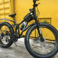 Надежный велосипед для езды по смешанной местности