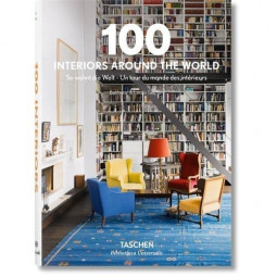 100 Interiors Around The World (изд. TASCHEN)