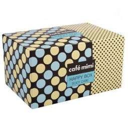 Набор Cafe mimi Happy Box Body care