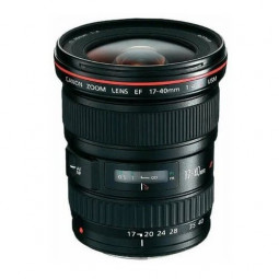 Canon, EF 17-40 mm f/4L USM