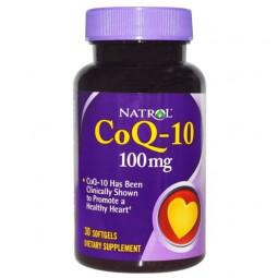 Natrol, CoQ-10