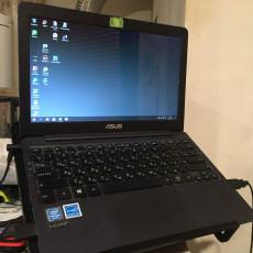 Мой компактный помощник— Ноутбук ASUS E203MA-FD004T