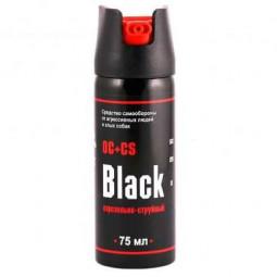 Газовый баллончик Black 75 мл