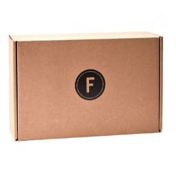 FLACON MAGAZINE manicure box