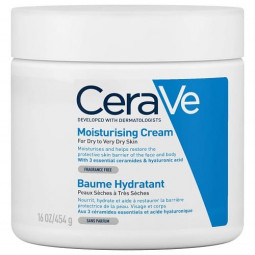 CareVe Moisturizing Cream