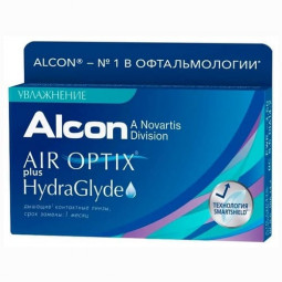 Air Optix (Alcon) Plus HydraGlyde