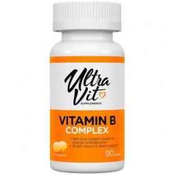 VP Laboratory LTD UltraVit Vitamin B Complex