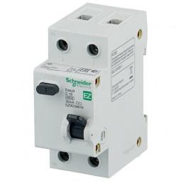 Schneider Electric EASY 9 1П 30 mA C