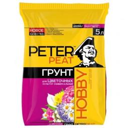 PETER PEAT Линия Hobby для цветочных культур универсальный 50 л