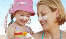 Рейтинг 10 лучших солнцезащитных кремов для детей