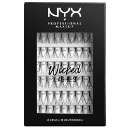 NYX Professional Makeup Wicked Lashes Singles
