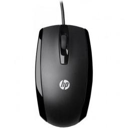 HP X500 Wired Mouse E5E76AA Black USB