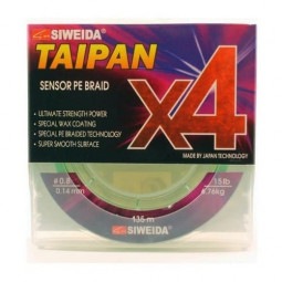 SIWEIDA TAIPAN SENSOR PE BRAID X4