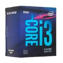 Intel Core i3 Coffee Lake