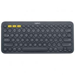 Logitech K380 Multi-Device Black Bluetooth