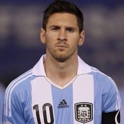 Лионель Месси (Аргентина)