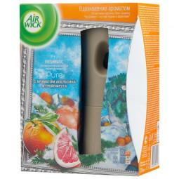 Air Wick, Freshmatic, 5 эфирных масел с ароматом апельсина и грейпфрута