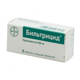 Bayer, Бильтрицид
