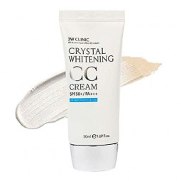 3W Clinic Crystal Whitening SPF50