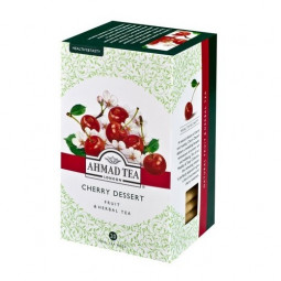 Ahmad tea Healthy&Tasty Cherry Dessert
