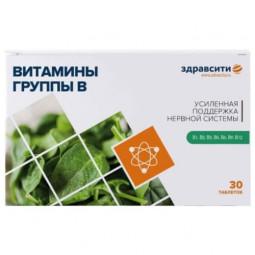 Внешторг Фарма Здравсити Витамины группы В