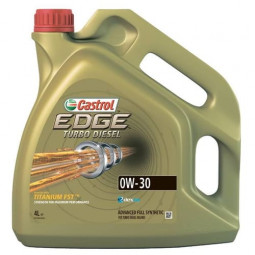 Castrol Edge Turbo Diesel 0W-30