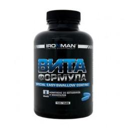 Минерально-витаминный комплекс IRONMAN Вита формула