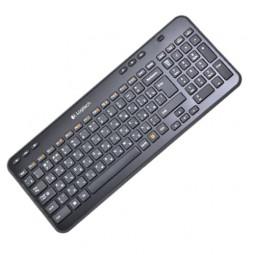 Logitech Wireless Keyboard K360 Black USB