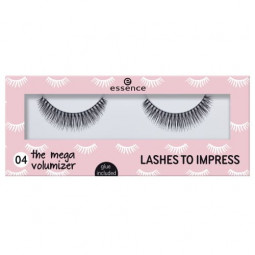 Essence lashes to impress