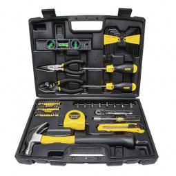 STANLEY 94-248 65 Piece DIY Tool Kit