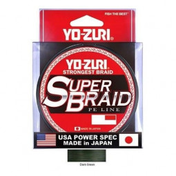 YO-Zuri PE SUPERBRAID