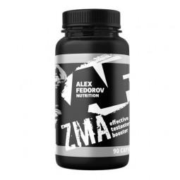 Alex Fedorov, Nutrition ZMA