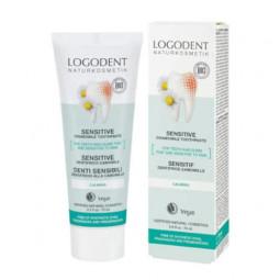 Натуральная зубная паста для чувствительных зубов LOGODENT