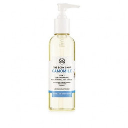 Camomile Silky Cleansing Oil от The Body Shop