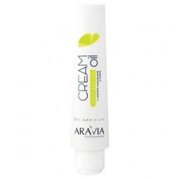 Aravia Professional Cream oil с маслом макадамии и карите