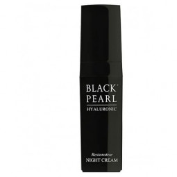 Black Pearl Hyaluronic Restorative Night Cream
