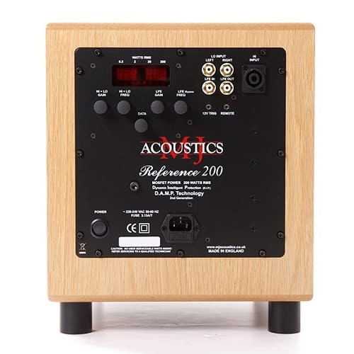 MJ Acoustics Reference 200