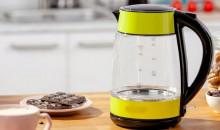Рейтинг лучших моделей стеклянных электрических чайников 2020 года для тех, кто любит стандартные приборы и умную технику с наворотами