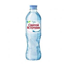 Вода питьевая «Святой Источник», негазированная, ПЭТ