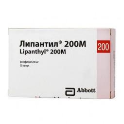 Липантил 200 М