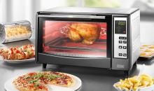 Современное оснащение для кухни: рейтинг лучших настольных электродуховок 2020 года