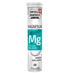 Kendy Pharma, Swiss Energy Magnesium + B complex