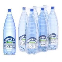 Вода «Шишкин лес», негазированная, 6 шт. по 1.75 л