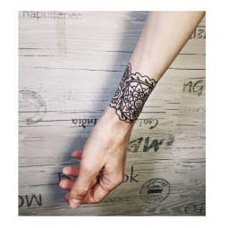 Black Art Tattoo