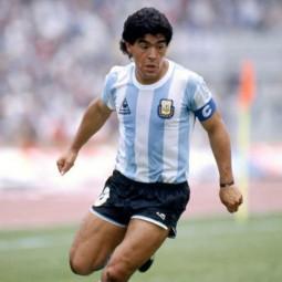 Диего Марадона (Аргентина)