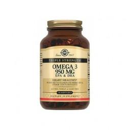 Тройная Омега-3 950 мг ЭПК и ДГК № 50