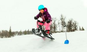 Рейтинг лучших снегокатов для детей 2021 года: пусть ребёнок катается с комфортом