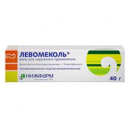 Левомеколь 40г