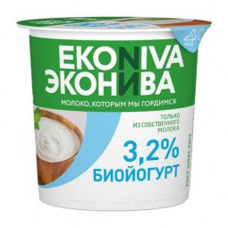 Питьевой йогурт ЭкоНива