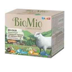 BioMio BIO-COLOR с экстрактом хлопка